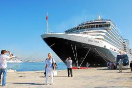 Los puertos de Balears acogerán 1,3 millones de cruceristas en 2013