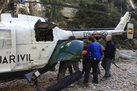Tres nuevos rescates de montaña en s'Entreforc, es Galatzó y Cala Fornells