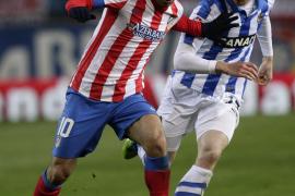 La Real Sociedad revienta el Calderón