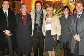 Acto de entrega de los Premis Ramon Llull y las Medalles d'Or de la Comunitat en sa Llonja