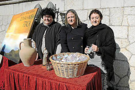 Sencelles celebra una multitudinaria fiesta en honor a la Beata Francinaina