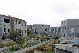 El Govern pagará el derribo de ses Covetes con dinero previsto para ayudas a la vivienda