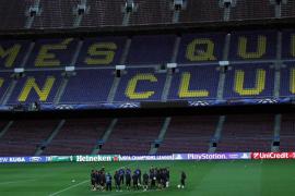El Barça se juega su futuro europeo