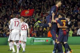 El Barça de Messi ya tiene la remontada que le faltaba (4-0)