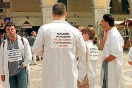 El Sindicato Médico exige al IB-Salut que abone la paga extra a los MIR