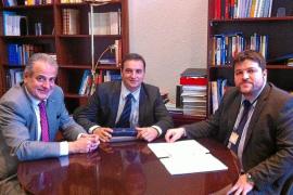 El Ministerio de Defensa estudiará a partir de abril el uso compartido civil y militar de la base de Pollença