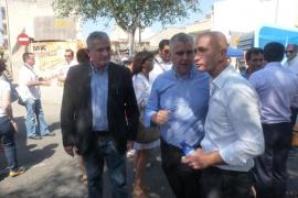 Pastor se suma al PI de Font y Melià a dos días del congreso fundacional
