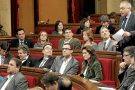 El Parlament de Catalunya aprueba el derecho a decidir por gran mayoría