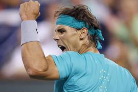 Nadal vence a Gulbis y se medirá a Federer en cuartos