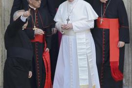 El Papa, a los cardenales electores:  «Que Dios les perdone lo que han hecho»