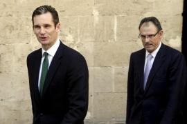 Castro confirma la fianza de Torres y Urdangarin