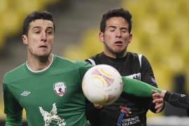 El Levante, eliminado tras caer en la prórroga por 2-0 ante el Rubín Kazán