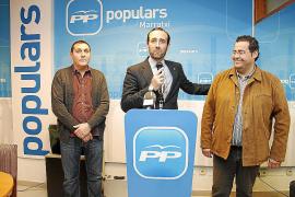Un dirigente del PP bromea en plena polémica sobre los ingresos de la farmacia de Bauzá