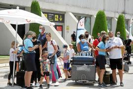 Los hoteleros de Mallorca prevén caídas de ocupación del 20 % por las restricciones impuestas por Alemania