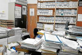 La Fiscalía archiva la investigación de los 1.500 expedientes de obra traspapelados en Sóller
