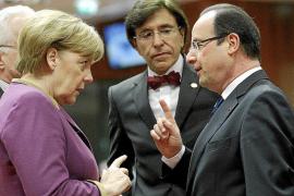 Los Veintisiete reafirman sus medidas de austeridad sin hallar solución al paro