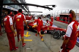 Alonso: «Será un domingo más intenso, tenemos que sacar el máximo partido»