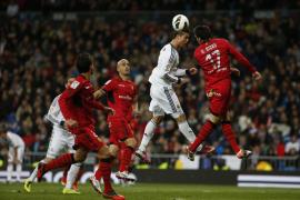 El Madrid  aplaza la reacción del Mallorca