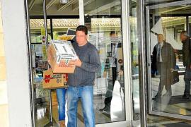 La Guardia Civil aceleró el registro de Calvià por temor a la destrucción de pruebas