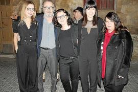 La artista Alona Vinç presenta 'L'evidència del gest' en la galería Edicions 6A de Palma