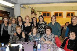 Cena solo para mujeres en Can Arabí