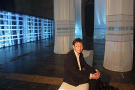 El japonés Toyo Ito, nuevo Pritzker de Arquitectura, expuso en sa Llonja