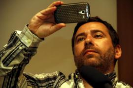 Javier Couso en Palma: «Asesinar a un periodista  no es un accidente laboral»
