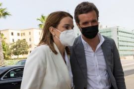 Pablo Casado y Marga Prohens