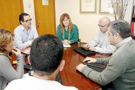 Los sindicatos piden que Treball medie para evitar conflictos en el transporte discrecional