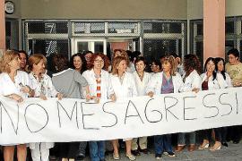 Las agresiones en el ámbito sanitario descienden un 31,6 %
