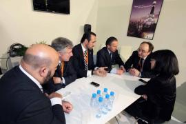 Bauzá anuncia en Moscú que el mercado  turístico ruso es fundamental para Balears