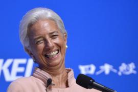 Las autoridades francesas registran el apartamento de Christine Lagarde en París