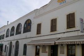 MENORCA - CENTRE CULTURAL I ESPORTIU DE SANT LLUIS.