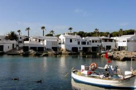 Biniancolla, en el municipio de Sant Lluís, Menorca