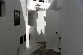 Poblado de Binibeca en Sant Lluís, Menorca