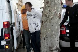 Detienen a nueve 'Latin Kings' tras enfrentarse a la banda rival de los 'Trinitarios' en Palma