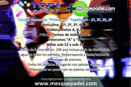 I torneo de pádel Grupo Serra