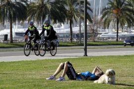 Pocas lluvias  y temperaturas suaves en Baleares en el arranque de la Semana Santa