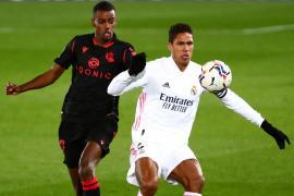 Varane deja el Real Madrid y se marcha al Manchester United