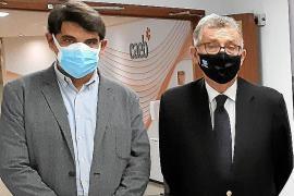 El doctor José Reyes, nuevo presidente de la AECC en Baleares