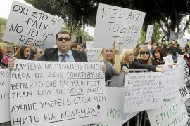 El Parlamento de Chipre aprueba parte del denominado 'plan B'