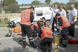 Nuevo accidente mortal en Llucmajor