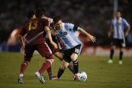 Argentina sigue mandando, Colombia le escolta y Uruguay sufre pero avanza
