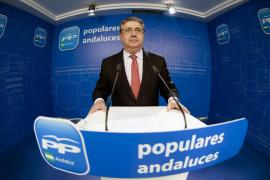 El PP dice que Griñán era «el cajero de los ERE» y los sindicatos se desligan