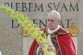 El papa Francisco insta a los cristianos a que no se dejen «robar la esperanza»