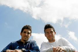 Bigas y Kevin abanderan la nueva hornada de canteranos en el Mallorca