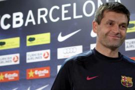 Tito Vilanova vuelve a Barcelona tras dos meses en Nueva York