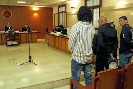 La policía afirma que los acusados de apuñalar a un narco en Palma son sicarios