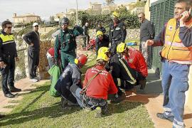 El parapentista accidentado en Llucmajor fue operado ayer en Son Espases