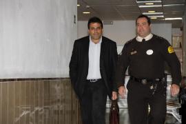 Velasco vuelve a asegurar que José Luis Moreno entregó un sobre con 250.000 euros a Matas